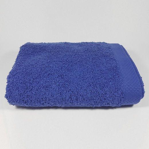 Toalla de lavabo color Azul Etereo 50x100 cm 550 gramos