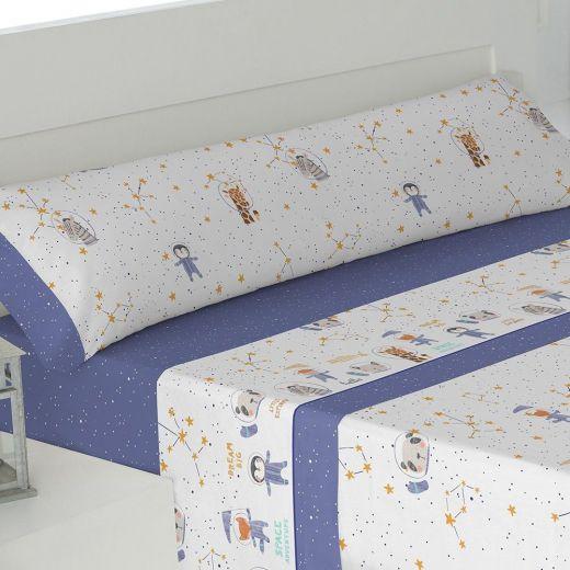 Juego de sábanas infantil Astro