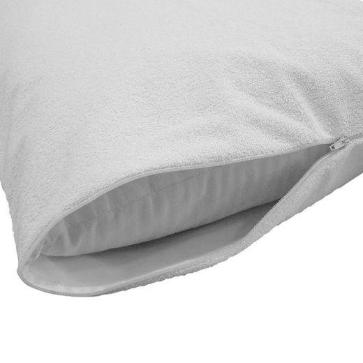 Funda protectora de almohada Rizo/PVC