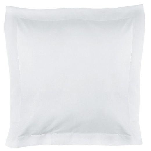Cuadrante cama blanco popelín Poliéster-Algodón de 180 hilos