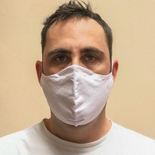 Mascarilla higiénica reutilizable Adulto Unisex 100 lavados